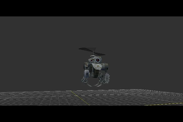 EQ2 – Clockwork Copter