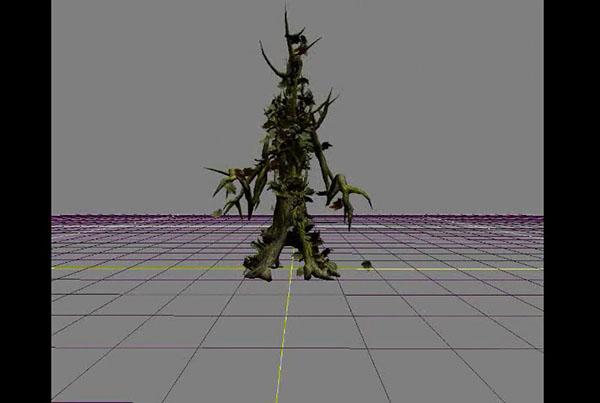 EQ2 – Tree Ent
