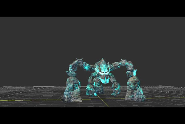 EQ2 – Rock Golem