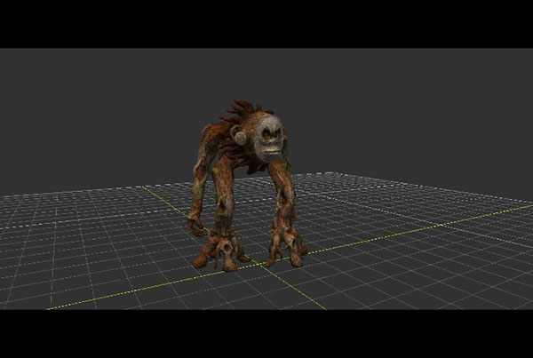 EQ2 – Wood Elemental